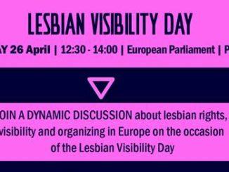 Journée mondiale de la visibilité lesbienne